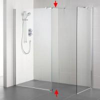 Ideal Standard Synergy Wetroom pevná sprchová stena bočná 30 cm