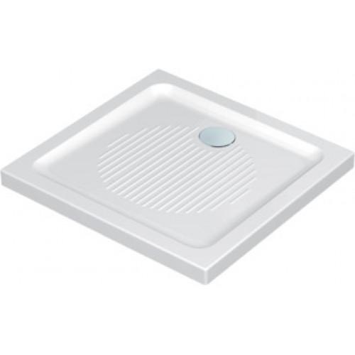 Connect sprchová vanička keramická štvorcová 80x80 cm, T2661AA