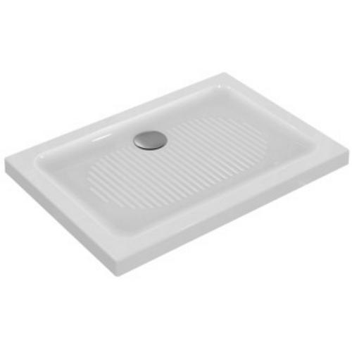 Connect sprchová vanička keramická 100x80 cm, T2677AA