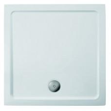 Ideal Standard Simplicity Stone 4 cm sprchová vanička štvorcová z liateho mramoru