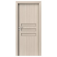 Porta Fit E.0 dvere bezfalcové 70 P CPL orech bielený