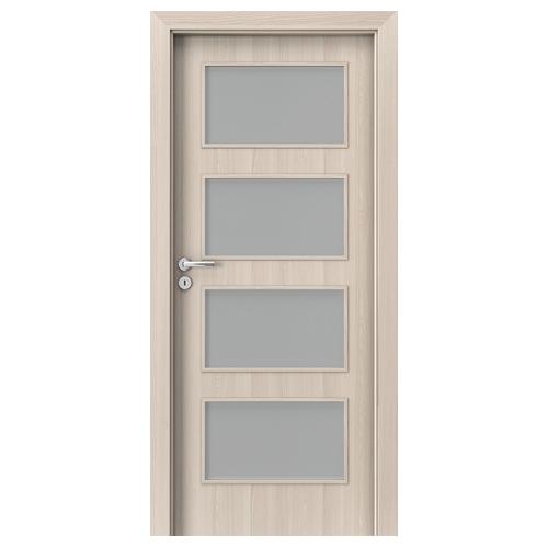 Porta Fit H.4 dvere bezfalcové 80 CPL orech bielený