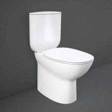 RAK Morning Rimless WC kombi celokapotované so slow-close sedátkom