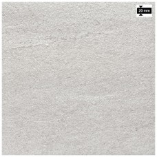 Rako Quarzit Outdoor 60x60 cm šedá dlažba
