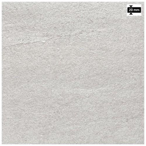 Rako Quarzit Outdoor 60x60 cm šedá dlažba (1 bal.=0,72 m2)