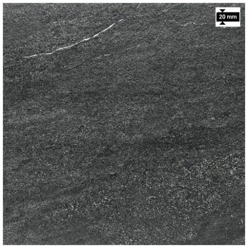 Rako Quarzit Outdoor 60x60 cm čierna dlažba