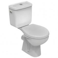 Eurovit WC kombi 66x35 cm, rovný odpad