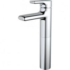 Attitude umývadlová batéria s vodopádovým perlátorom s vysokým vývodom, bez odpadovej garnitúry a flexibilnými hadicami, A4601