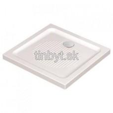 Connect sprchová vanička keramická štvorcová 80x80 cm, T2661