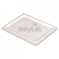 Connect sprchová vanička keramická 100x70 cm, T2675