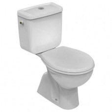 Eurovit WC kombi 66x35 cm, spodný odpad, V3357