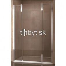 Tonic pivotové dvere do niky Pravé 100 cm, L6468