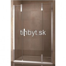 Tonic pivotové dvere do niky Pravé 120 cm, L6470