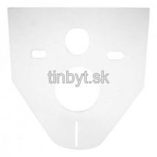 Protihluková podložka pre závesné WC a bidet, M100