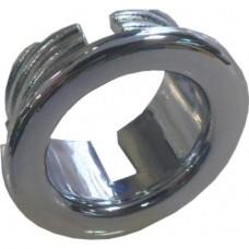Krúžok do prepadového otvoru chróm, M95