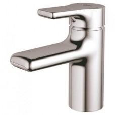 Attitude umývadlová batéria piccolo s vodopádovým perlátorom, s odpadovou garnitúrou a flexibilnými hadicami, A4754